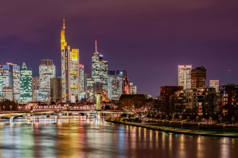 Авиабилеты во Франкфурт-на-Майне - обзор