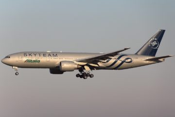 Alitalia и SkyTeam